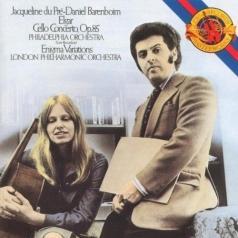 Jacqueline Du Pre (Жаклин Дю Пре): Cello Concerto; Enigma Variations