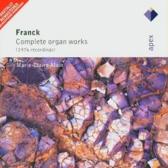 Marie-Claire Alain (Мари Клер Ален): Organ Works