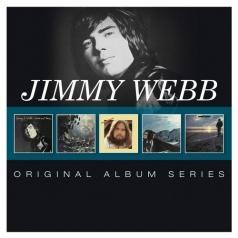 Jimmy Webb (Джимми Уэбб): Original Album Series