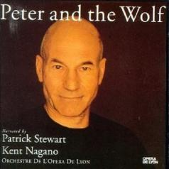 Kent Nagano (Кент Нагано): Peter And The Wolf Narrated By Patrick Stewart