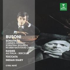 Cyril Huve (СирилХьюв): Piano Works