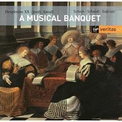 Hesperione Xx: A Musical Banquet: Schein, Scheidt, Gabrieli