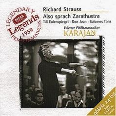 Herbert von Karajan (Герберт фон Караян): Strauss, R.: Also sprach Zarathustra; Salomes Tanz