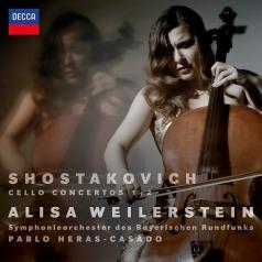 Alisa Weilerstein (Алиса Вайлерштайн): Shostakovich: Cello Concertos Nos.1 & 2