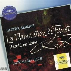 Igor Markevitch (Игорь Маркевич): Berlioz: The Damnation of Faust; Harold in Italy