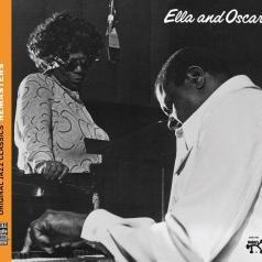 Ella Fitzgerald (Элла Фицджеральд): Ella And Oscar