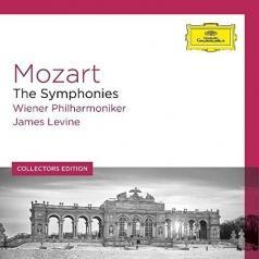 James Levine (Джеймс Ливайн): Mozart The Symphonies