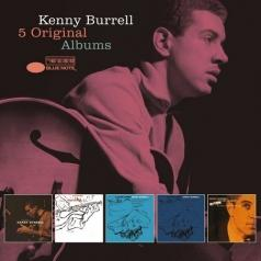 Kenny Burrell (Кенни Баррелл): Original Albums