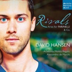 David Hansen (Дэвид Хансен): Rivals - Arias For Farinelli & Co.