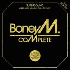 Boney M. (Бонни Эм): Complete - Original Album Collection