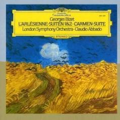 Claudio Abbado (Клаудио Аббадо): Bizet: L'Arlesienne Suites