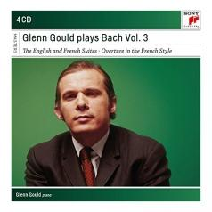 Glenn Gould (Гленн Гульд): Glenn Gould Plays Bach, Vol. 3 - English Suites. French Suites. French Overture, Bwv831