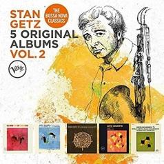 Stan Getz (Стэн Гетц): Original Albums Vol.2