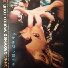 Madonna (Мадонна): Drowned World Tour 2001