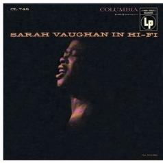 Sarah Vaughan (Сара Вон): Sarah Vaughan In Hi-Fi