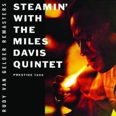 Miles Davis (Майлз Дэвис): Steamin' [RVG edition)