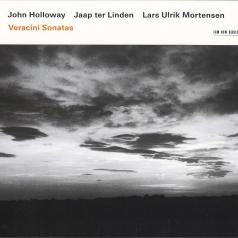 John Holloway (ДжонХоллоуэй): Veracini Sonatas