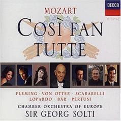 Georg Solti (Георг Шолти): Mozart: Cosi Fan Tutte