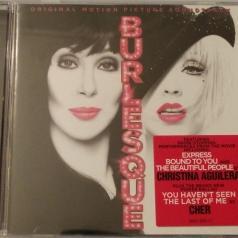 Christina Aguilera (Кристина Агилера): Burlesque