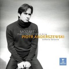 Piotr Anderszewski (Пётр Андершевский): Piano Concertos 21 & 24