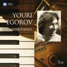 Youri Egorov (ЮрийЕгоров): The Master Pianist