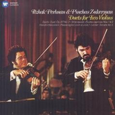Itzhak Perlman (Ицхак Перлман): Duets For Two Violins - Perlman, Zukerman