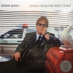 Elton John (Элтон Джон): Songs From The West Coast