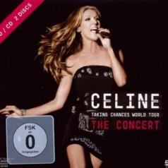 Celine Dion (Селин Дион): Taking Chances World Tour The Concert