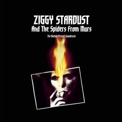 David Bowie (Дэвид Боуи): Ziggy Stardust And The Spiders From Mars The Motion Picture Soundtrack