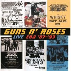 Guns N' Roses (Ганз н Роузес): Live Era '87-'93
