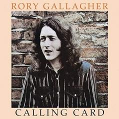 Rory Gallagher (Рори Галлахер): Calling Card