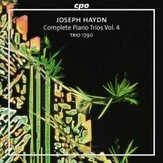 Trio 1790: Piano Trios Vol.4