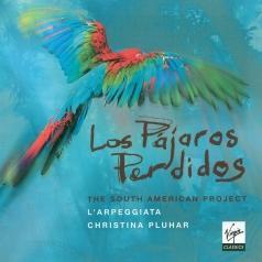 Christina Pluhar (Кристина Плюхар): Los Pajaros Perdidos