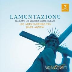Paul Agnew (ПолЭгнью): Lamentazione:D.Scarlatti Stabat Mater/Leo Miserere