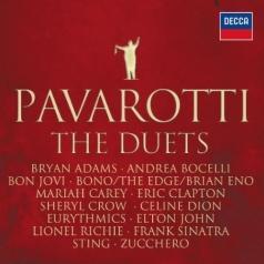 Luciano Pavarotti (Лучано Паваротти): The Duets