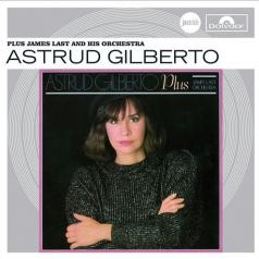 Astrud Gilberto (Аструд Жилберту): Plus James Last And His Orchestra
