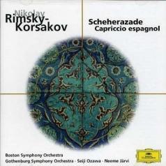 Neeme Järvi (Неэме Ярви): Rimsky-Korsakov: Scheherazade op. 35; Capriccio es
