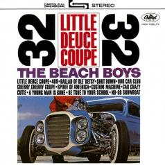 The Beach Boys (Зе Бич Бойз): Little Deuce Coupe/ All Summer Long