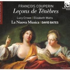 Couperin / Lecons De Tenebres/Crowe & Watts & La Nuova Musica