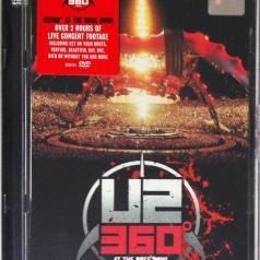 U2 (Ю Ту): U2360 At The Rose Bowl