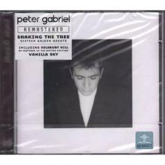 Peter Gabriel (Питер Гэбриэл): Shaking The Tree - Sixteen Golden Greats