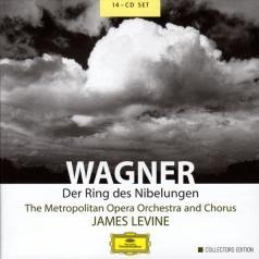 Metropolitan Opera Orchestra (Метрополитен Оперный Оркестр): Wagner: Der Ring des Nibelungen