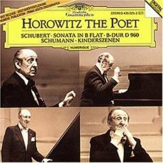 Vladimir Horowitz (Владимир Самойлович Горовиц): Horowitz The Poet