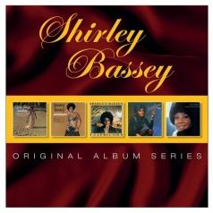 Shirley Bassey (Ширли Бэсси): Original Album Series
