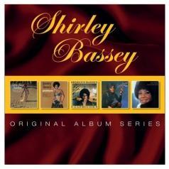 Shirley Bassey: Original Album Series