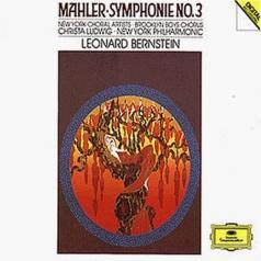 Leonard Bernstein (Леонард Бернстайн): Mahler: Symphony No. 3