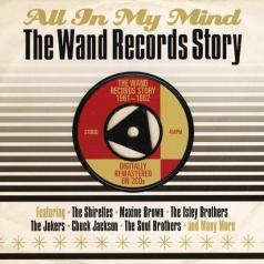 Various artist: All In My Mind: The Wand Records Story 61 -62