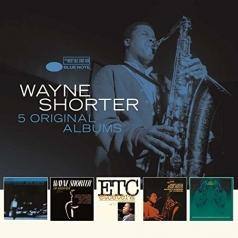 Wayne Shorter (Уэйн Шортер): Original Albums