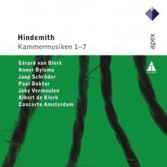 Concerto Amsterdam (Концерто Амстердам): Kammermusik Nos.1-7