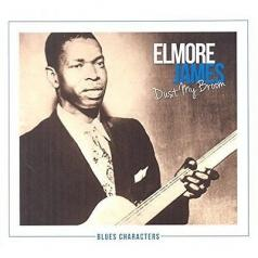 Elmore James (Элмор Джеймс): Dust My Broom